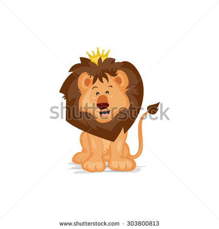 Lion King Stock Images, Royalty.