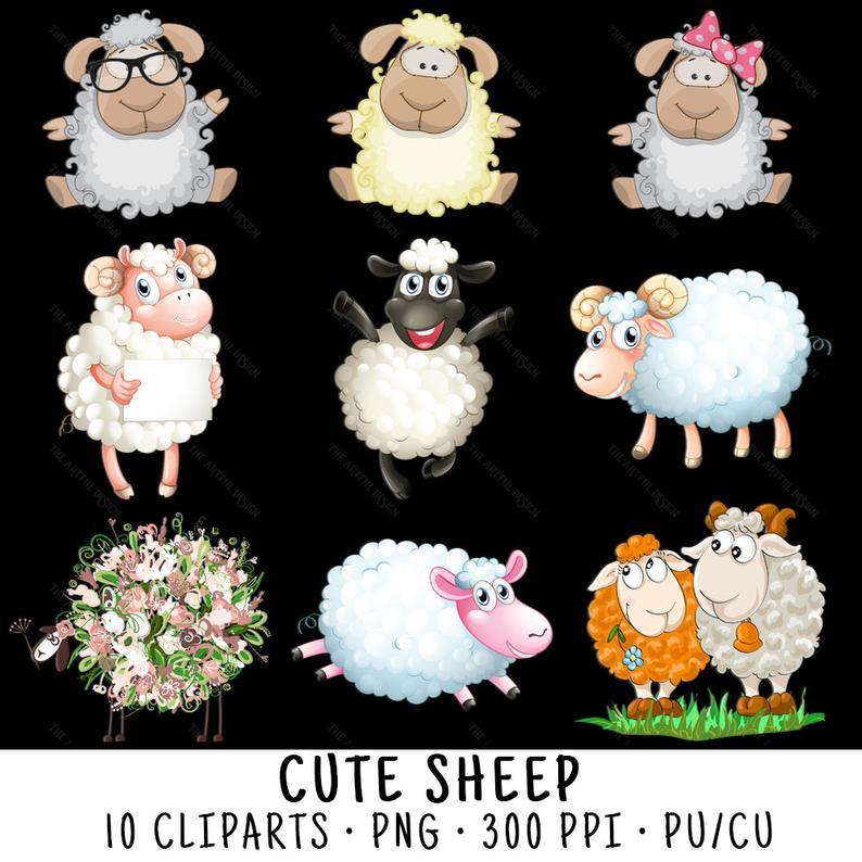 Sheep Clipart, Sheep Clip Art, Clipart Sheep, Clip Art Sheep, Sheep PNG,  PNG Sheep, Cute Sheep Clipart, Cute Sheep Clip Art, Cute Sheep.