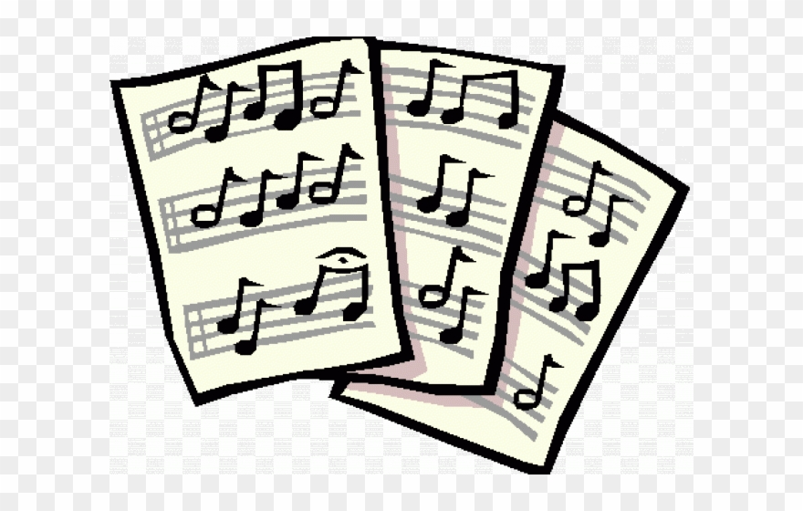 Sheet Music Pictures Free Download Clip Art.