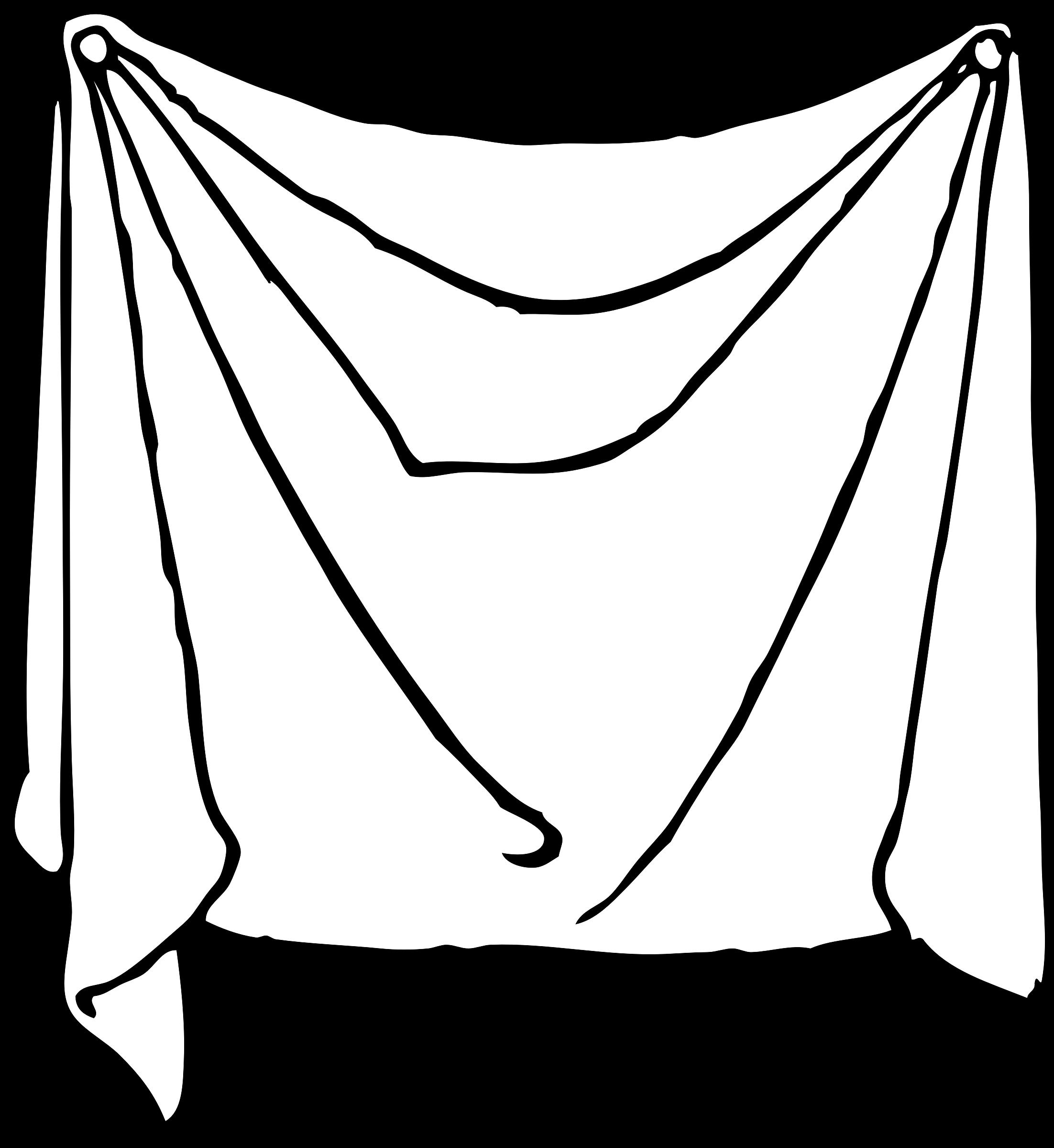 Clipart Bed Sheet.