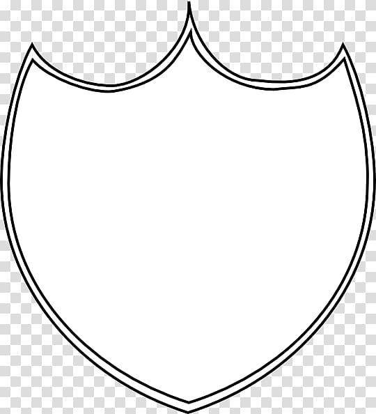 Shield Outline , others transparent background PNG clipart.