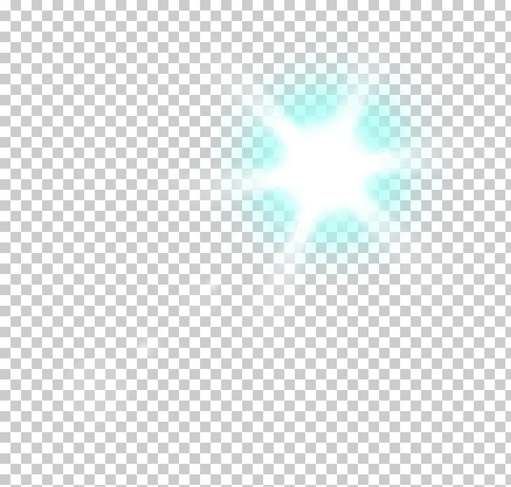 Circle Angle Pattern, Green light shine effect elements.
