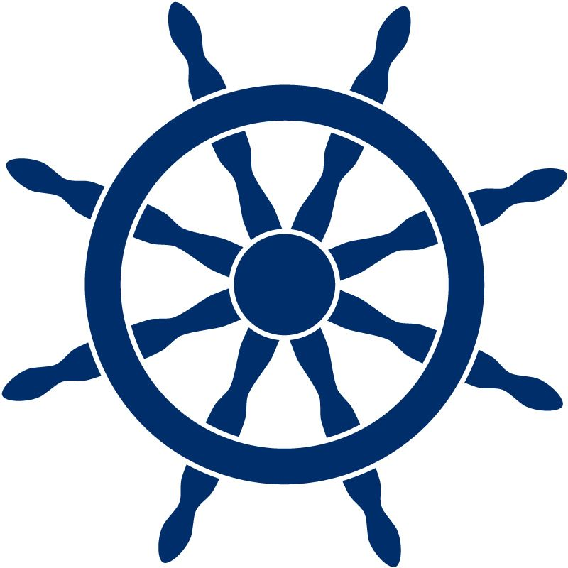 Details about Ship Steering Wheel Helm Sea Wall Stickers Wall Art.
