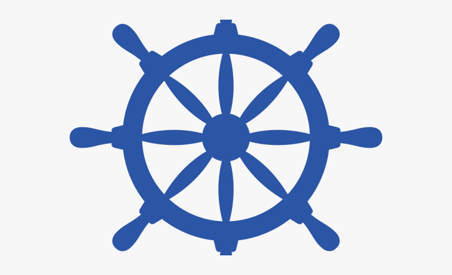 Ships Wheel Clipart.