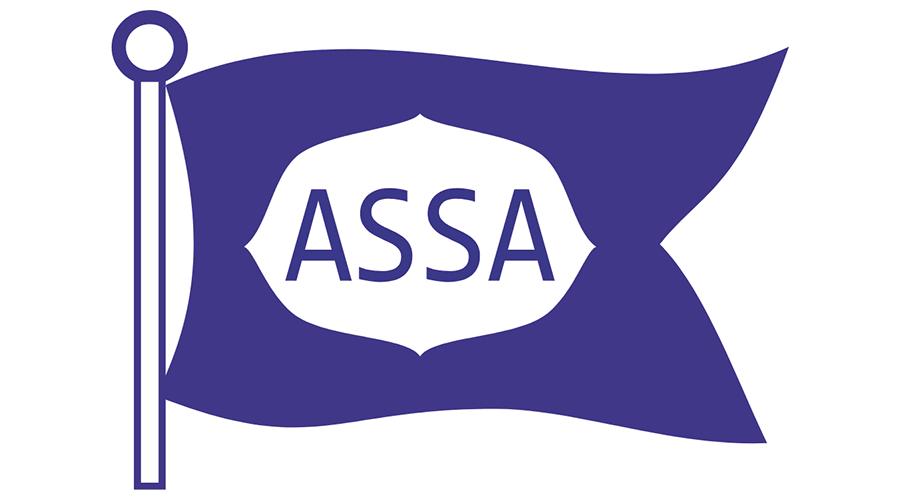 A.S.Shipping Agencies Vector Logo.