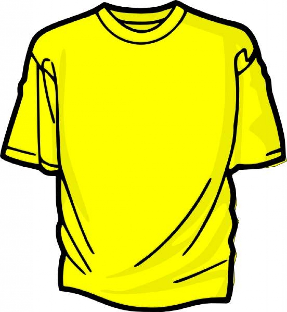 Free Yellow Shirt Cliparts, Download Free Clip Art, Free.