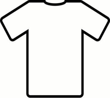Shirt and pants clipart black and white 2 » Clipart Station.