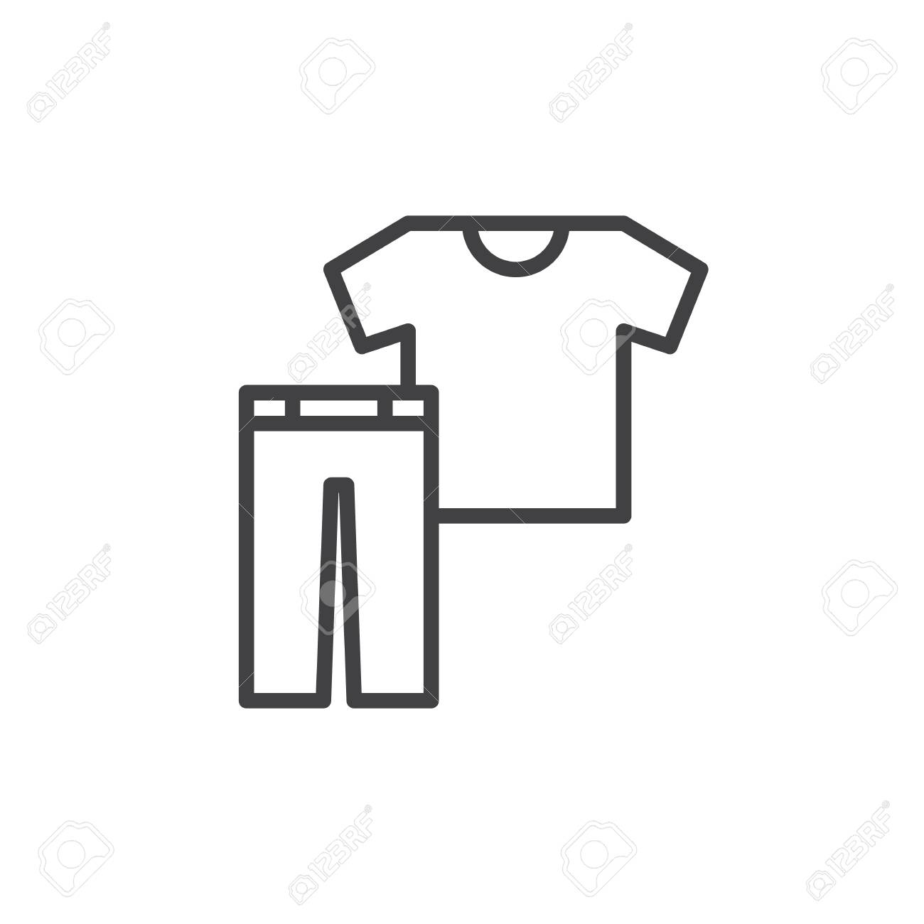 Shirt And Pants Clipart (90+ images in Collection) Page 2.