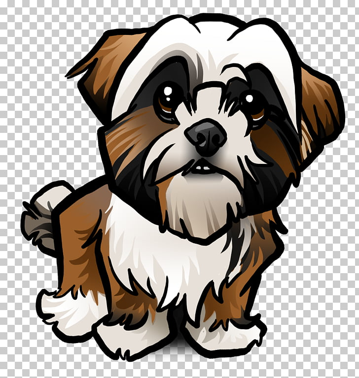 Shih Tzu French Bulldog Lhasa Apso Puppy, puppy PNG clipart.