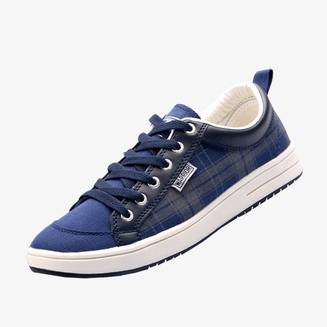 Product Kind Blue Canvas Shoes Mens Shoes in 2019.