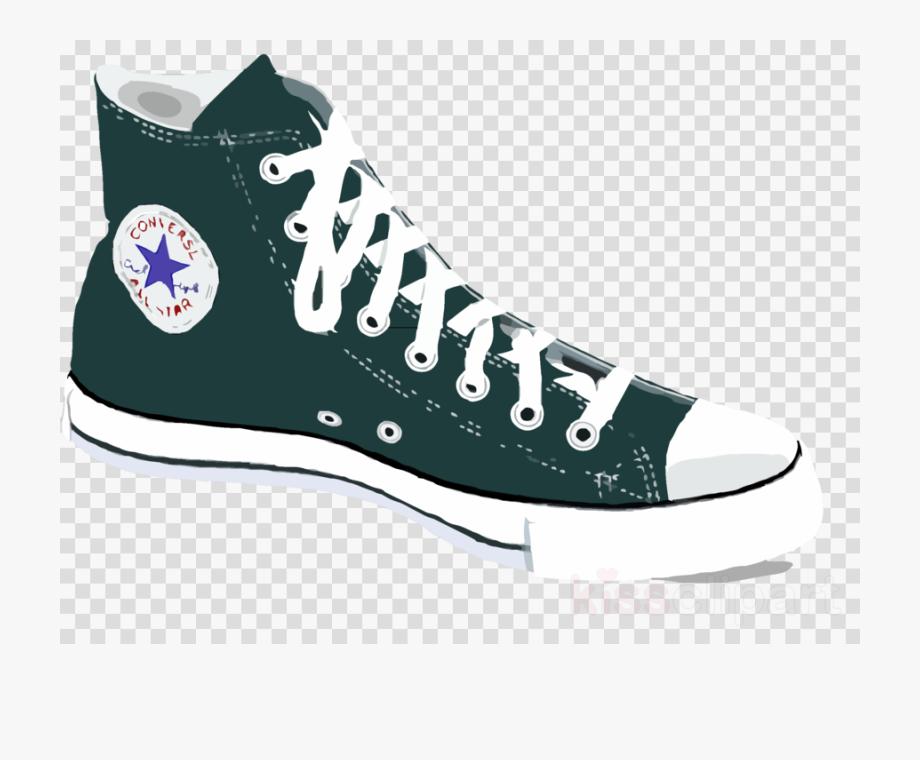 Converse Shoe Clipart Png.