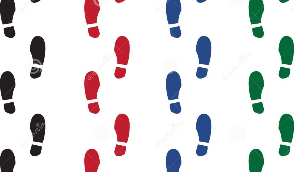 Walking Sneakers Clip Art (12+).