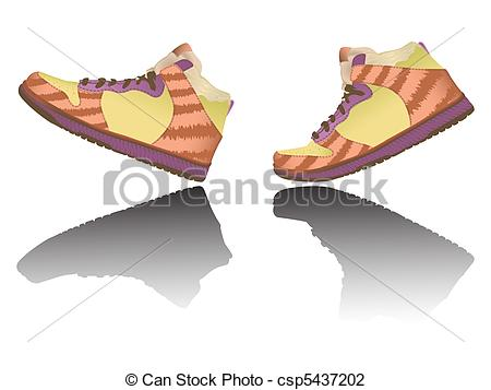 Walking shoes Clipart and Stock Illustrations. 7,072 Walking shoes.