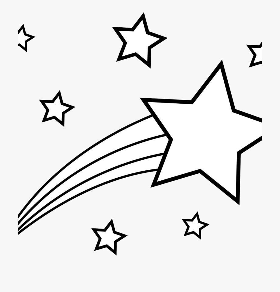 Clipart Shooting Stars.