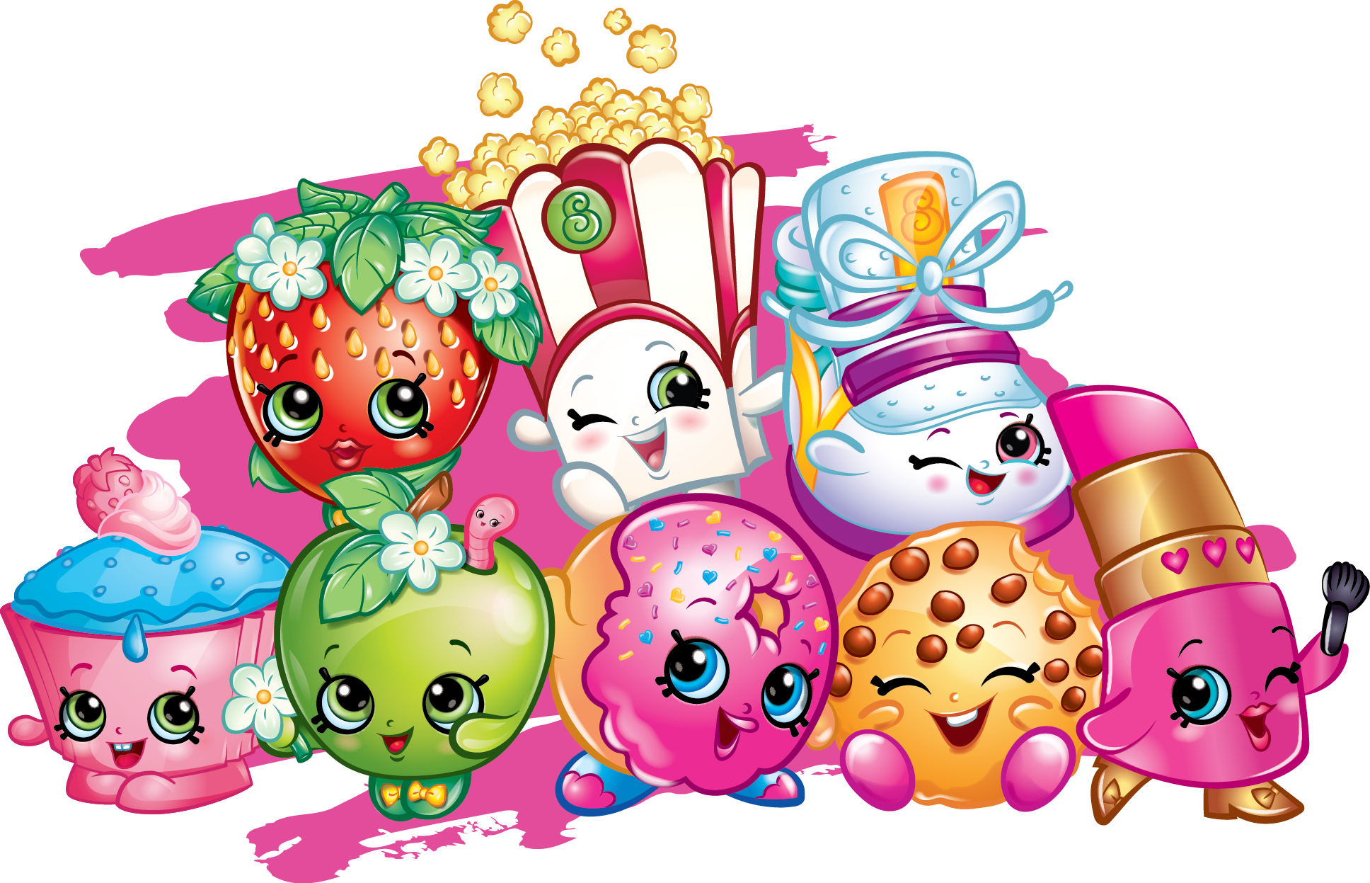 Pancake clipart shopkins, Pancake shopkins Transparent FREE.