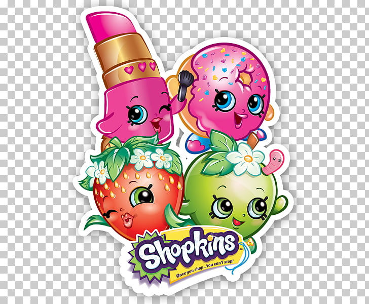 Shopkins Birthday Party , others, Shopkins cli part PNG.