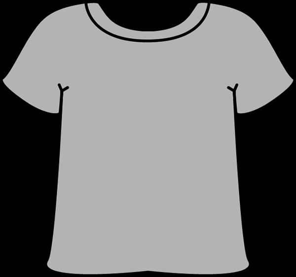 Short Sleeve Clipart.