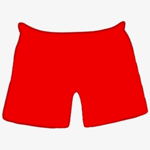Red Short Clipart 5 By Lisa.