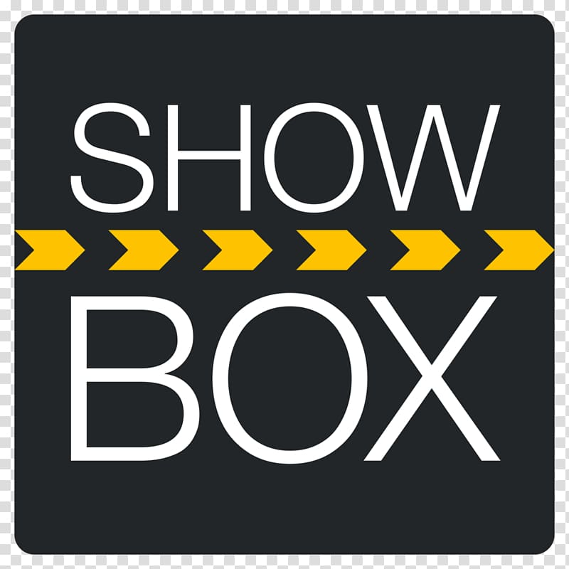 Showbox Android Mobile Phones, show transparent background.