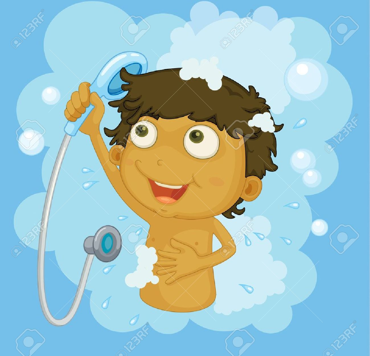 Showering Cliparts Free Download Clip Art.