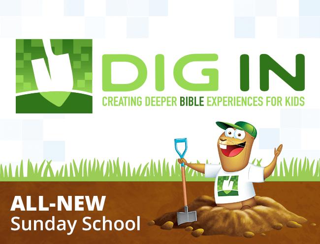 Children's Sunday School Curriculum, Kids' Sunday School.