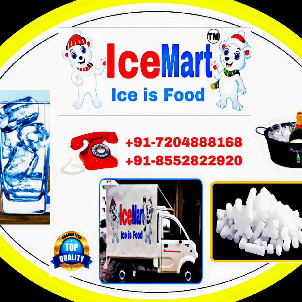 Icemart Ice Company.