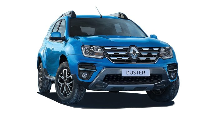 Renault Duster Price in Pune.