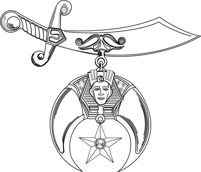 Shriners Clipart.