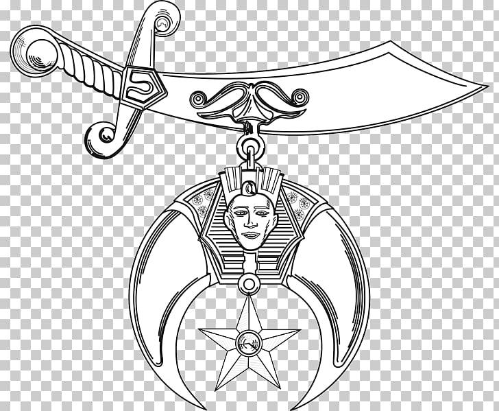 Shriners Freemasonry Symbol , symbol PNG clipart.
