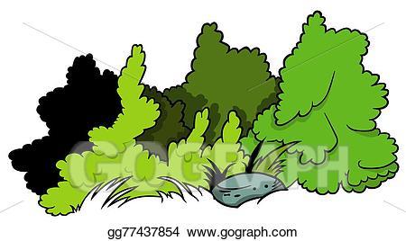 Bushes clipart shrub, Bushes shrub Transparent FREE for.
