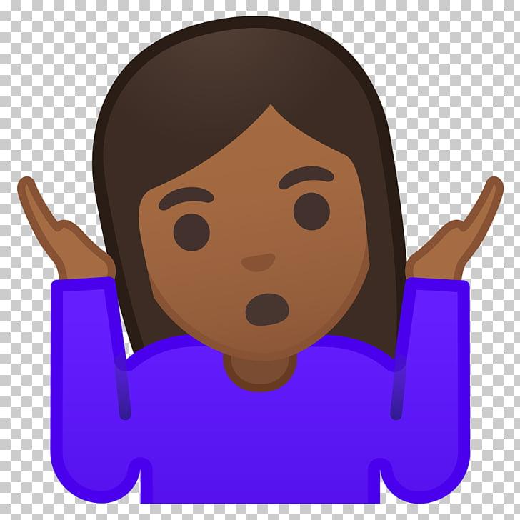 Shrug Emojipedia Gesture Emoticon, Emoji PNG clipart.