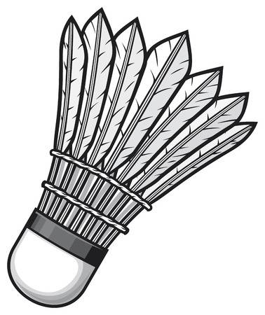 4,086 Shuttlecock Cliparts, Stock Vector And Royalty Free.