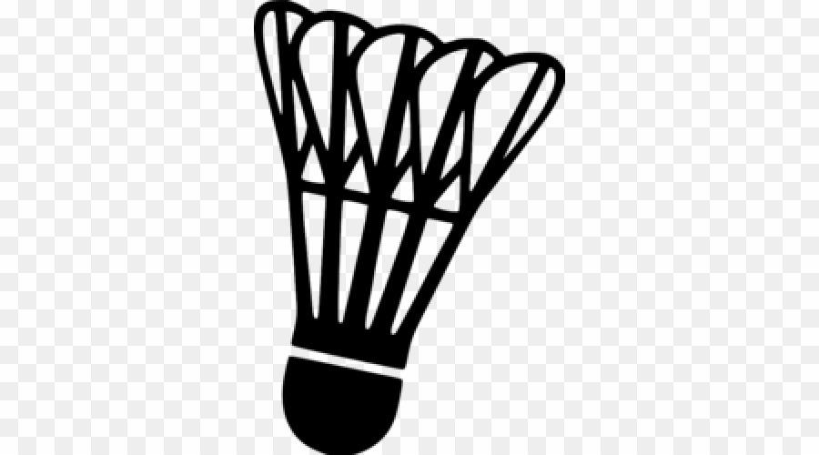 Shuttlecock PNG Badminton Clipart download.