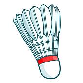 Free Shuttlecock Clipart and Vector Graphics.