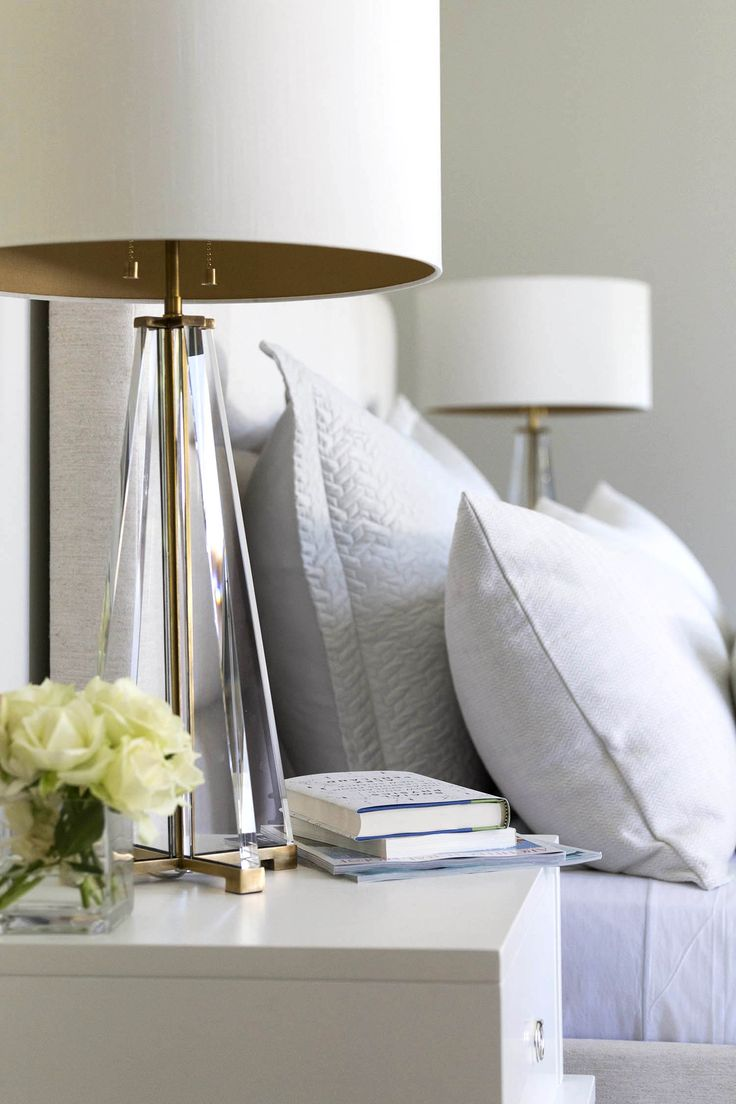 25+ best ideas about Bedside Table Lamps on Pinterest.