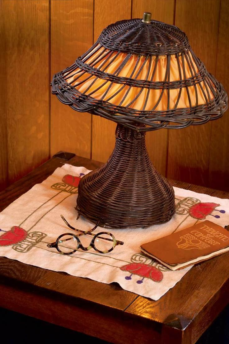 17 Best ideas about Craftsman Table Lamps on Pinterest.