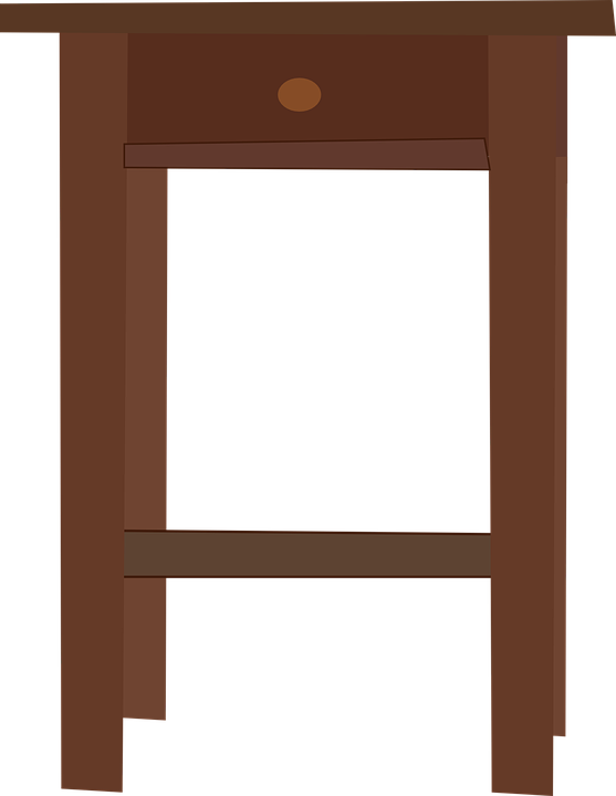 Free vector graphic: Bedroom, Furniture, Table, Drawer.
