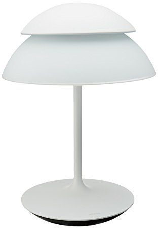 Philips 798082 Hue Beyond Table Lamp Single, White.