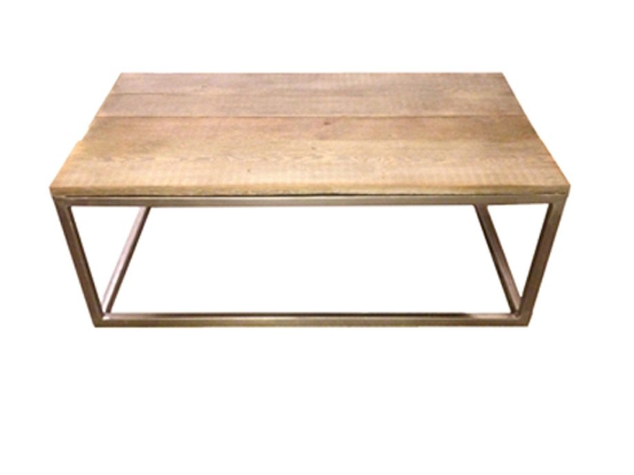 Weathered Wooden Coffee Table. Weathered Wooden Coffee Table Wood.