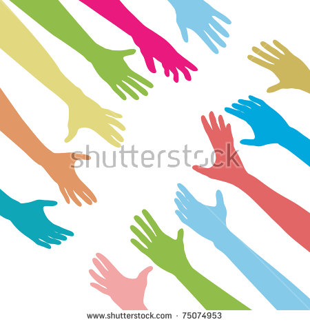 Hand Reaching Stock Images, Royalty.