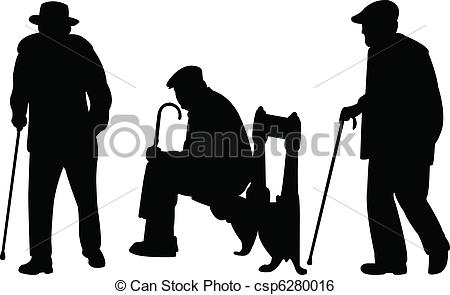 Elderly Illustrations and Clip Art. 10,499 Elderly royalty free.