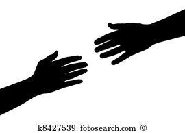 Helping hands Clipart and Stock Illustrations. 9,270 helping hands.