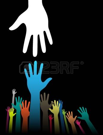 16,232 Helping Hand Stock Vector Illustration And Royalty Free.