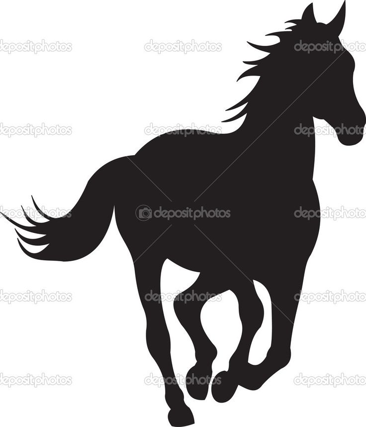 17 Best ideas about Horse Silhouette on Pinterest.