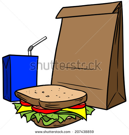 Packed Lunch Stock Photos, Royalty.
