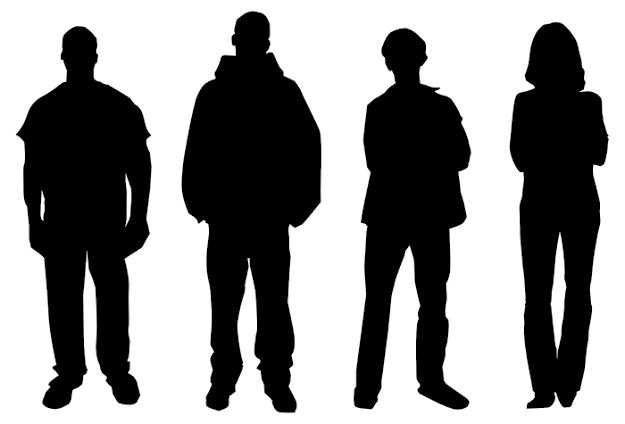 People Silhouette Clipart & People Silhouette Clip Art Images.
