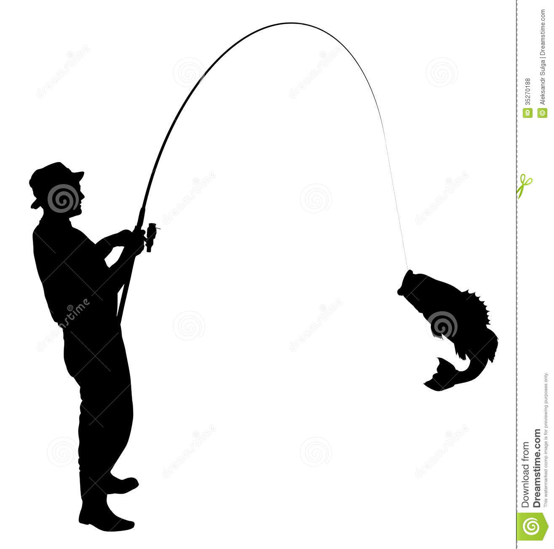Fishing cliparts.
