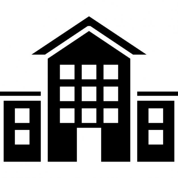 School building Icons.