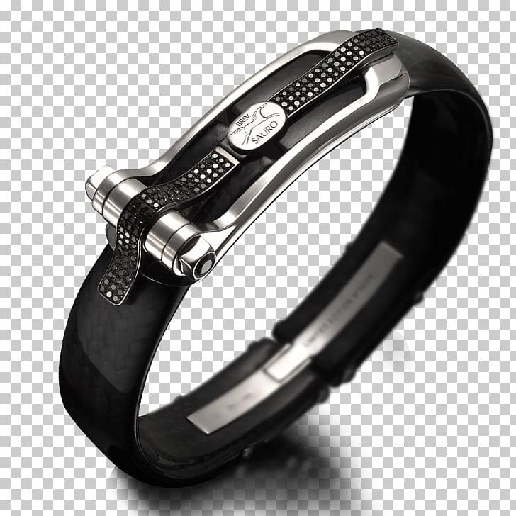 Silver Wedding ring Bracelet, upscale men\'s clothing.