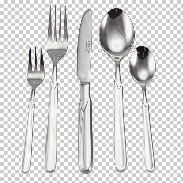 Knife Cutlery Household silver Fork , Silverware Transparent.